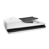 ScanJet Pro 2500 f1 Flatbed Scanner; A4, CIS, max 20ppm/40ipm (300 dpi), max 600 dpi optic ADF, 1200 dpi optic flatbed, 24color bit, 256 niveluri de gri, 12-2400% scalare (1%increment), 5 butoane, USB 2.0, ADF 50 coli duplex (single-pass, media 60 -105 g/