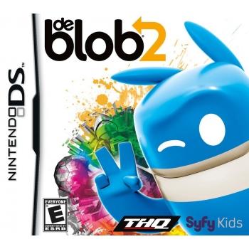 de Blob 2: The Underground DS