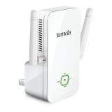 Range extender wireless N 300Mbps, 1 port 10/100Mbps, 2 antene externe, design compact, TENDA