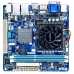 Placa de baza Gigabyte C1007UN Intel Celeron Dual Core 1007U 1.5GHz 2x DIMM DDR3 1x PCI HDMI VGA MiniITX