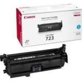 Cartus Toner Canon CRG-723C Cyan 8500 Pagini for LBP 7750CDN CR2643B002AA