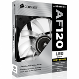 Ventilator Corsair Twin Pack AF120 120mm 1500rpm Quiet Edition White LED CO-9050016-WLED