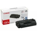 Cartus Toner Canon CRG-708 H Black 6000 Pagini for LBP 3300, LBP 3360 CR0917B002AA