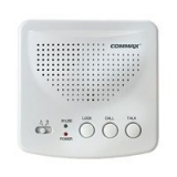 Post interior Commax WI-2B Set interfon 2 posturi, 2 canale retea 220V wireless