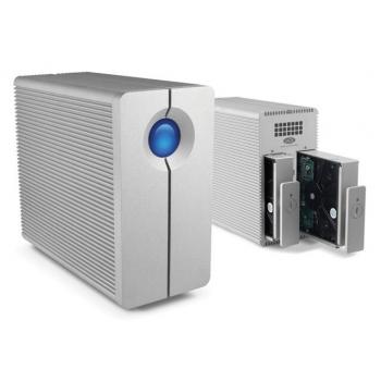 HDD Extern LaCie 2big Quadra 8TB 32MB 7200rpm USB 3.0 FireWire LC-9000317