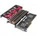 Placa Video Sapphire AMD Radeon HD 7990 6GB GDDR5 2x384bit PCI-E x16 3.0 DVI 4x miniDisplayPort 21207-00-50G