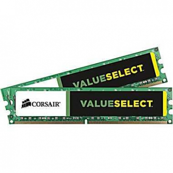 Memorie RAM Corsair Value Select KIT 2x4GB DDR3 1600Mhz CL11 CMV8GX3M2A1600C11