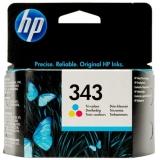 Cartus Cerneala HP Nr. 343 Color Vivera Inks 260 Pagini for Deskjet 460C, 460CB, 460WBT, 460WF, 5740, 5940, 6540, 6540D C8766EE