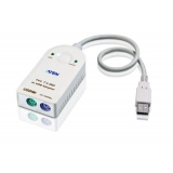 Adaptor USB-PS2 Aten UC100KMA KB & MOUSE UC100KMA-AT