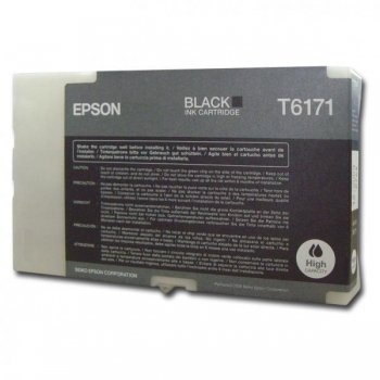 Cartus Cerneala Epson T6171 Black 4000 Pagini for Business B500DN, Business B510DN C13T617100