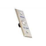 Buton cerere iesire Rosslare PB-040B Carcasa metalica , Varianta ingropata