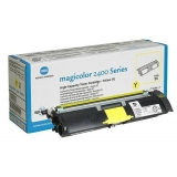 Cartus Toner Konica Minolta A00W132 Yellow 4500 pagini for Minolta Magicolor 2400W, 2430DL, 2450, 2450D, 2450DX, 2480MF, 2490MF, 2500W, 2530DL, 2550, 2550DN, 2550N, 2590MF