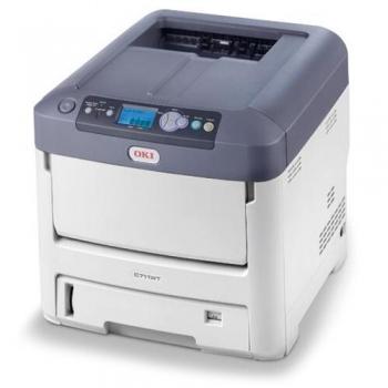 Imprimanta Laser Color Oki C711WT A4
