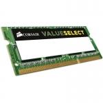 Memorie RAM Laptop SO-DIMM Corsair 8GB DDR3 1600MHz CMSO8GX3M1C1600C11