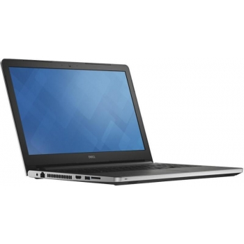 Laptop Dell Inspiron 5558, 15.6 inch LED Backlit Display with Truelife and HD resolution (1366 x 768), Intel Core i3-SMB0, video dedicat NVIDIA GeForce 920M 2GBM DDR3, RAM 4GB DDR3L(4GBx1), HDD 500GB 5400rpmSATA, DVD+/-RW, Card Reader, Boxe stereo 2*2.5W,