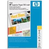 Hartie Foto HP Q6592A Superior Inkjet Paper Matt Dimensiune: A4 Numar coli: 100