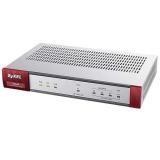 ZyWALL USG-40 Firewall Appliance 10/100/1000, 1 WANs, 3 LAN / DMZ ports, 1 x OPT, 1 x USB, 10 x VPN Tunells
