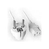 Cablu Alimentare Gembird PC-186W-VDE 1.8m bulk