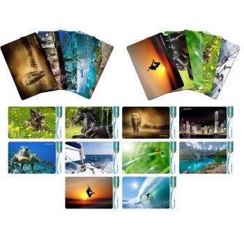 ESPERANZA Mouse Pad EA133 | 235 x 195 x 3 mm | Foto MIX|mare EA133 - 5901299901984