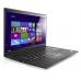 """Laptop Lenovo ThinkPad X1 Carbon 3 Ultrabook Intel Core i5 Broadwell 5300U up to 2.9GHz 8GB DDR3L SSD 256GB Intel HD Graphics 5500 14"""" WQHD IPS Touch Modem 4G Windows 8.1 Pro Black 20BT005RRI"""