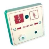 Statie Intercall L722 de apelare asistenta non audio cu IR receiver, 5 tipuri de apel x nr. de paturi