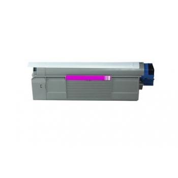 Cartus Toner Oki 43487710 Magenta 6000 Pagini for C8600N, C8800N