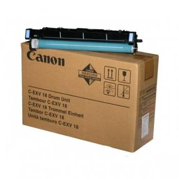 Unitate Cilindru Canon C-EXV18 Black 26900 Pagini for IR 1018, IR 1018J, IR 1020, IR 1020J, IR 1022A, IR 1022I, IR 1022IF, IR 1024A, IR 1024F, IR 1024I, IR 1024IF CF0388B002AA