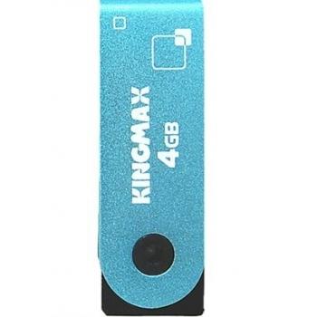 Memorie USB Kingmax PD71 4GB USB 2.0 Blue KM04GPD71