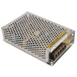 Sursa de alimentare YGY-12-5 cu carcasa de metal.Tensiune de intrare: 100-240Vca, 50/60Hz,Tensiune de iesire: 12Vcc, 5A