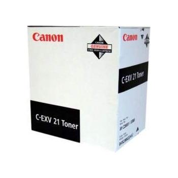 Cartus Toner Canon C-EXV21B Black 26000 Pagini for IR C2380I, IR C2880, IR C2880I, IR C3080, IR C3080I, IR C3380, IR C3380I, IR C3580, IR C3580I CF0452B002AA