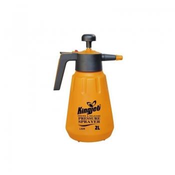 Pulverizator cu presiune 1L, maner ergonomic, duza ajustabila, valva pentru eliberarea presiunii, recipient rezistent si stabil, pompa cu eficienta ridicata