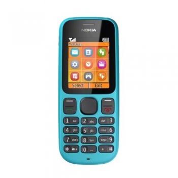 Telefon Mobil Nokia 100 Ocean Blue NOK100OB
