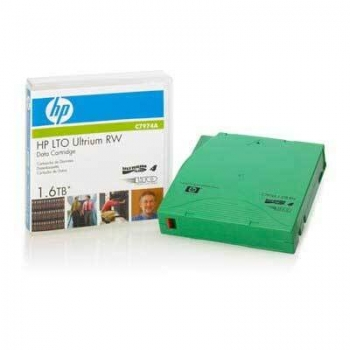 Caseta Date LTO-4 HP Ultrium 1.6 TB Re-Writable C7974A