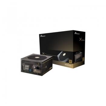 Sursa Modulara Sea Sonic X-650 650W 8x Molex 8x SATA 4x PCI-E PFC Activ OPP, OVP, UVP, OCP, OTP, SCP 80+ Gold SS-650KM3
