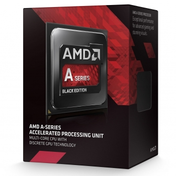 Procesor AMD Vision A10-Series X4 A10-7870K Quad Core 3.9GHz Cache 4MB Socket FM2+ AD787KXDJCBOX