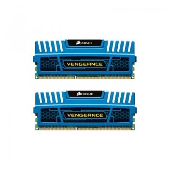 Memorie RAM Corsair Vengeance KIT 2x4GB DDR3 1600MHz CL9 CMZ8GX3M2A1600C9B