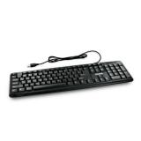 Tastatura 4World Standard 104 taste USB Neagra 07318