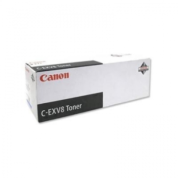 Cartus Toner Canon C-EXV8 Yellow 25000 Pagini for CLC 2620, CLC 3200, CLC 3220, IR C2620, IR C2620N, IR C3200, IR C3200N, IR C3220, IR C3220N, IR C3320, IR C3320N CF7626A002AA