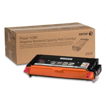 Cartus Toner Xerox 106R01389 Magenta Standard Capacity 2200 Pagini for Phaser 6280DN, Phaser 6280N