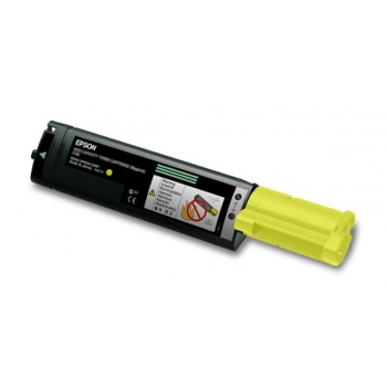 Cartus Toner Epson C13S050191 Yellow 1500 Pagini for Aculaser C1100, C1100N, CX11N, CX11NF, CX11NFC