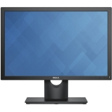 "Monitor LED Dell 19.5"" E2016H 1600x900 VGA DisplayPort 5ms"