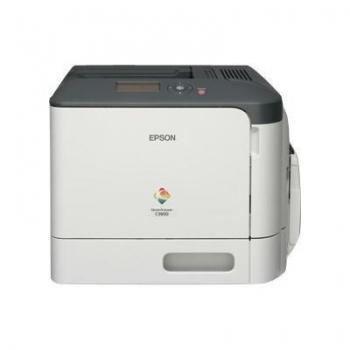 Imprimanta Laser Color Epson AcuLaser 3900DN A4 30ppm Duplex USB Retea C11CB46021