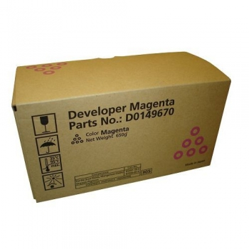 Developer Copiator Ricoh D0149670 Magenta 450000 Pagini for Aficio MP C6000, Aficio MP C7500