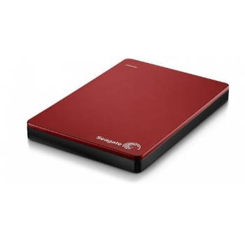 "HDD Extern Seagate Backup Plus 1TB 2.5"" USB 3.0 Metalic Case Ruby Red STDR1000203"
