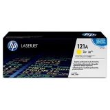 Cartus Toner HP Nr. 121A Yellow 4.000 Pagini for Color LaserJet 1500, 2500 C9702A