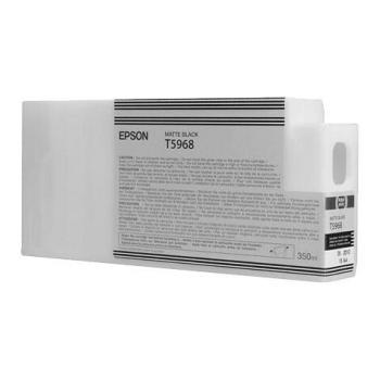 Cartus Cerneala Epson T5968 Matte Black 350ml for Stylus Pro 7900, Stylus Pro 9900 C13T596800