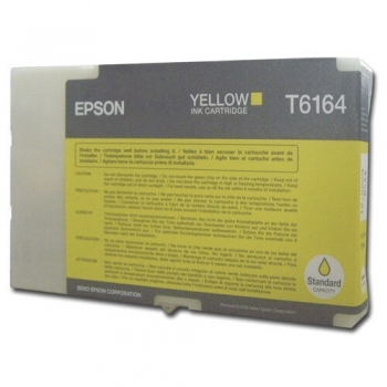 Cartus Cerneala Epson T6164 Yellow for Business B300, B310N, B500DN, B510DN C13T616400