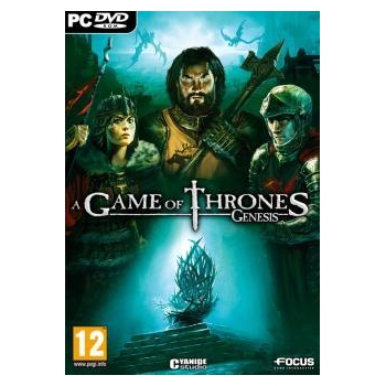 HYPE A Game of Thrones: Genesis Strategie | PC | 12 An | HYP-PC-GOTGEN | Hype