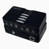 Placa de sunet LogiLink UA0099 7.1 USB