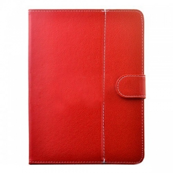 "Husa tableta 10"" Red piele"